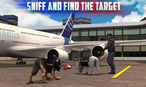 Police Dog Simulator 3D Screenshot