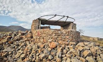 El viejo aeródromo fue bombardeado el 21 de enero de 1937