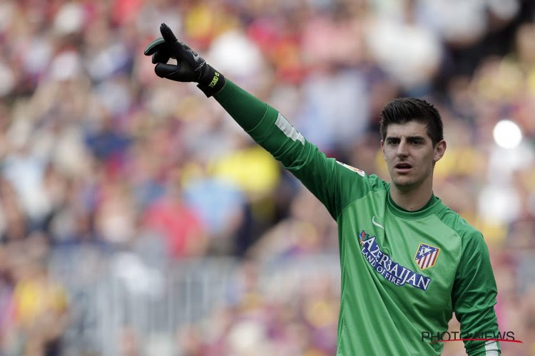 Selon Thierry Courtois, l'Atlético Madrid a été une étape importante pour son fils