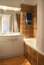 Photo: Salle de bain d'un appartement 2 pièces pour 4 personnes