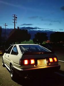 カローラレビン AE86 1986年式  GTV のカスタム事例画像 げれげれさんの2018年12月08日11:56の投稿