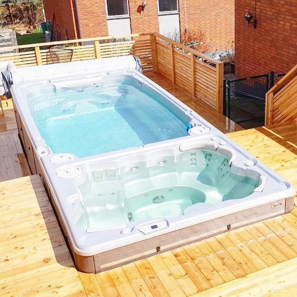Hot Spring Spas Hot Tubs & Hydropool Swim Spas Carson City ...
