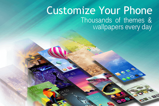 C Launcher: Themes, Wallpapers, DIY, Smart, Clean Screenshot