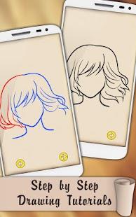 Draw Hairdos - náhled