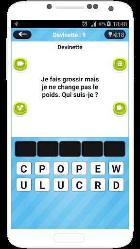 Devinette en Franu00e7ais apkdebit screenshots 4
