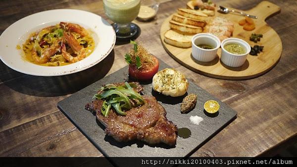 【台北東區餐酒館】dé PLACE 義大利餐廳 · 酒吧 · 咖啡廳,東區義大利餐廳推薦