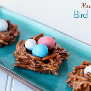 Marshmallow Bird Nests