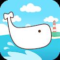 Kuro Jump - Cute Free game app icon
