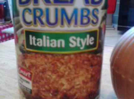 Final 10 min bring back to boil and add bread crumbs to thicken for...