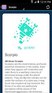 Fun Facts About Zodiac Signs screenshot