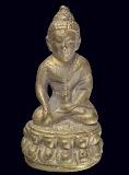 พระกริ่งใบ้ หลวงพ่อตาบ ปี2532 วัดมะขามเรียง จ.สระบุรี(2)