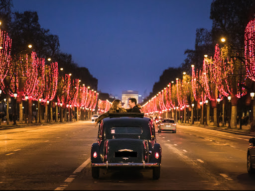 Best night tour in Paris