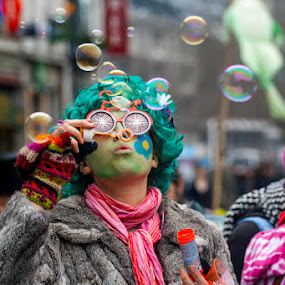 by Max Mayorov - News & Events World Events ( genre, bubble, parade )
