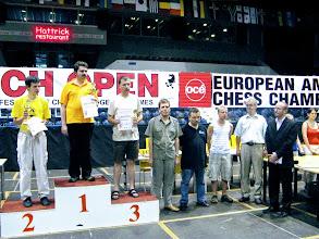 Photo: Победители G1 - главного турнира по быстрым шахматам