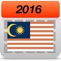 Malaysia Public Holiday 2016 icon