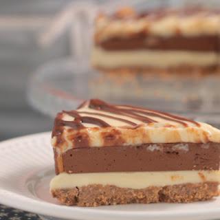Chocolate Duet Pie