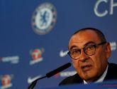 Sarri a parlé du transfert de Courtois et du capitaine Hazard