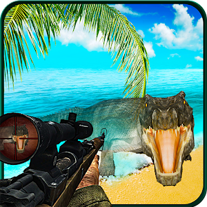 Crocodile Attack 2016-Sniper3D for PC and MAC