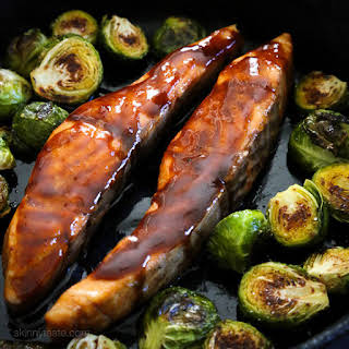 Salmon With Soy Sauce And Maple Syrup Recipes.