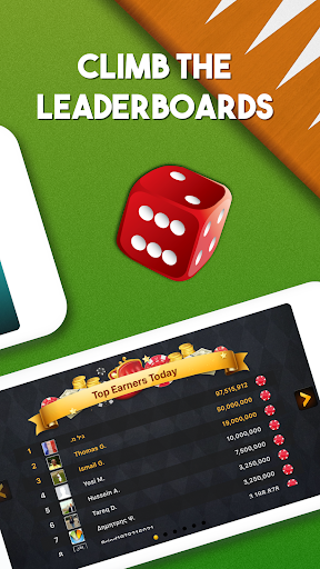 Backgammon - Play Free Online & Live Multiplayer 1.0.290 screenshots 5