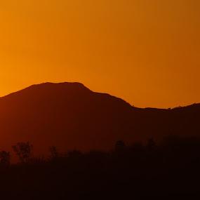 Sunset by Akshay Bhondokar - Landscapes Sunsets & Sunrises ( sunset landscape )