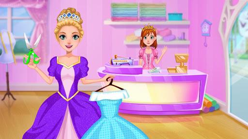 Code Triche Royal Tailor Shop - Boutique Prince & Princess APK MOD screenshots 1