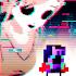 DERE EVIL EXE: Meta Horror Pixel Platformer