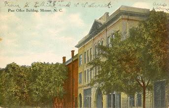 Photo: Post Office 1909