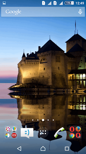 Majestic Castle Live Wallpaper