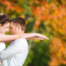 Wedding photographer Aleksey Sinicyn (sax62rus). Photo of 24.10.2017