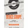 Garage Tangerine Deuce Coupe