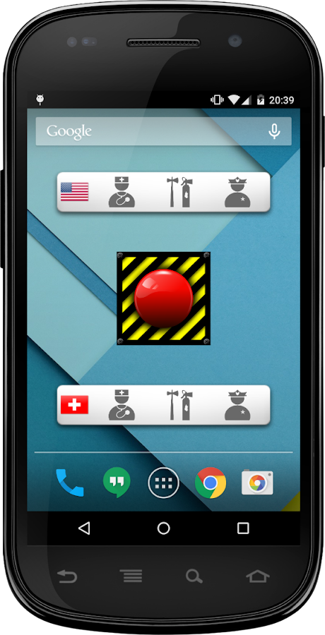 TravelSafe Pro- screenshot