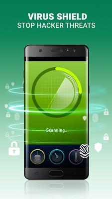 DFNDR Security: Antivirus, Anti-hacking & Cleaner - screenshot