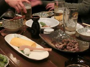 Photo: 向こうのテーブル