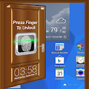 Fingerprint-Lock Screen Prank v 1.0 app icon