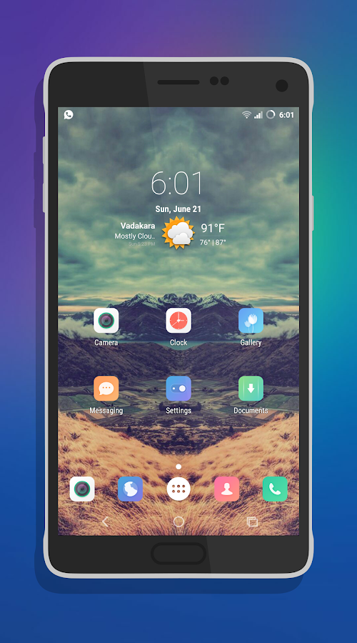 MIUI6 CM12 / PA THEME - screenshot