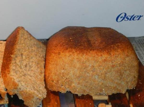 Multi Grain Whole Wheat-machine Bread Recipe