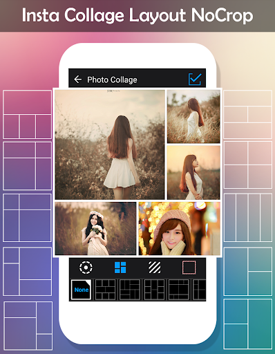 Insta Collage Layout Editor