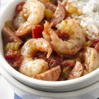 Slow-Cooker Jambalaya