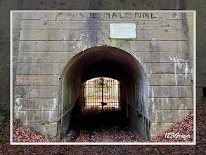 Photo: Entrée du fort