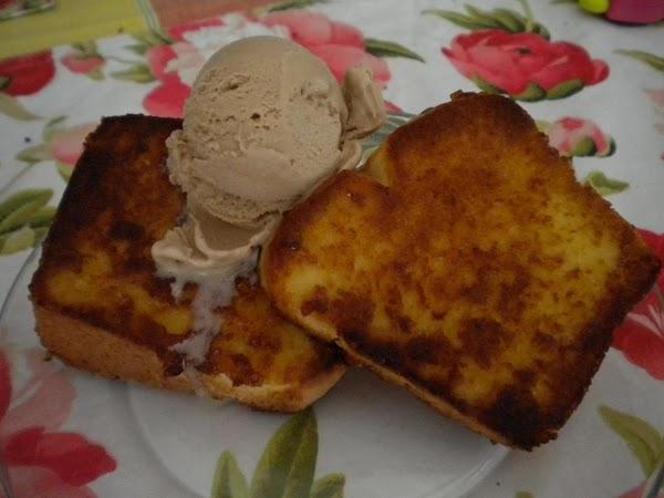 Angel Toast Recipe