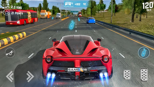 Real Car Race Game 3D: capturas de pantalla divertidas de New Car Games 2020 4