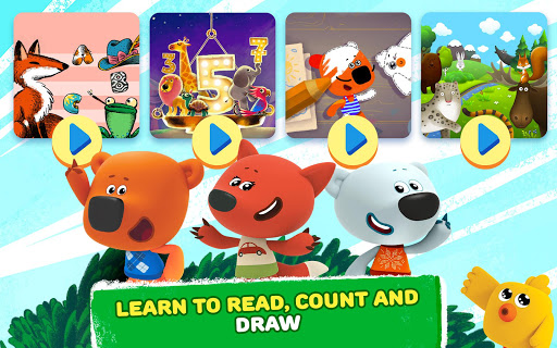 Be-be-bears: Early Learning apkpoly screenshots 16