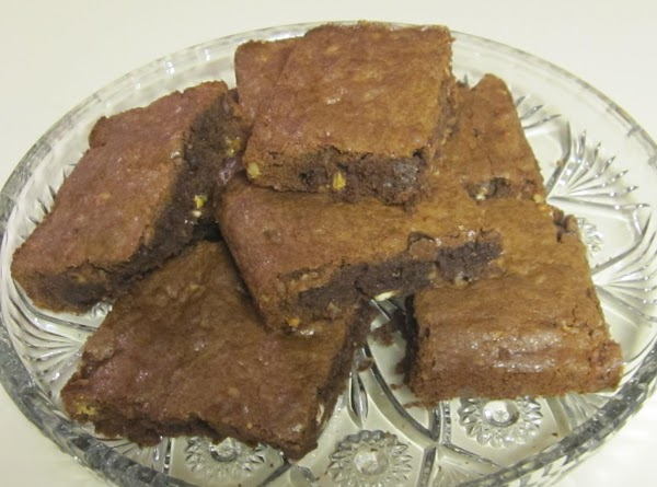 Triple Chocolate Brownies Recipe