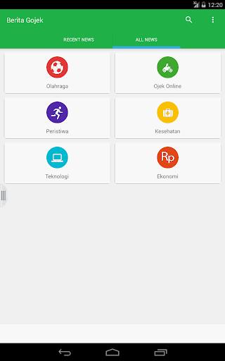 Berita GO-JEK NEW 3.1.0 screenshots 5