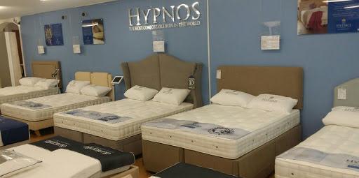 Hypnos Showroom Burgess Hill