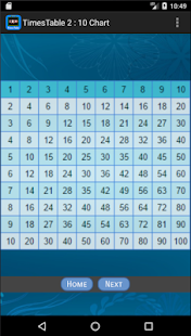 Times Table Memorizer- screenshot thumbnail