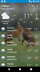 Oldham , Greater Manchester - Weather - náhled