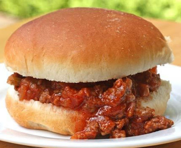 Sloppy Joes Gone Country Recipe