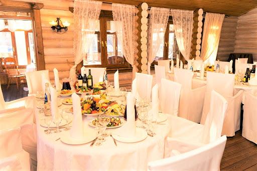 Площадка для свадьбы у воды «Ресторан «У озера»» 2